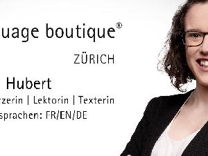 Language Boutique - Anna Hubert