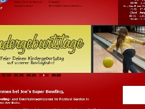 Joe's Superbowling Mülheim