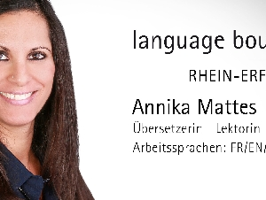 Language Boutique - Annika Mattes
